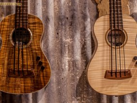 USA Acoustic Basses – Made in California w/ New LR Baggs P/U!