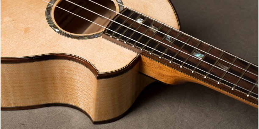 Hoffmann Lutherie ML Concert – Spruce/ Maple